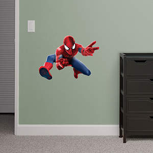 The Amazing Spider-Man 2 - Fathead Jr Fathead Wall Decal